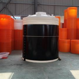 力佑20立方絮凝剂储罐 减水剂复配罐 添加剂罐销售20吨