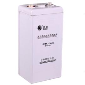 圣阳铅酸免维护2V300AH蓄电池电厂、通信专用GFMD-300C