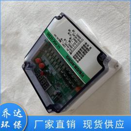 乔达环保单机除尘器喷吹控制器 离线型可编程脉冲控制仪TD-24Z