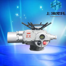 索拖ZB系列整体防爆型电动执行结构DZW120-18ZB