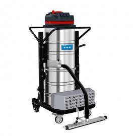 凯达仕(QUEDAS)工厂车间用吸尘器大功率粉尘吸尘器手推式单相吸尘吸水机IV-3650P