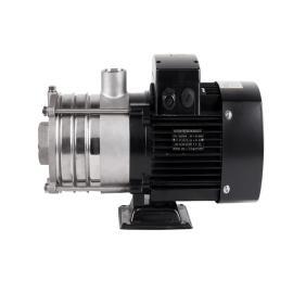 虹桥水泵阶段式CHDF卧式不锈钢多级泵清水介质专用高扬程节能CHDF16-40