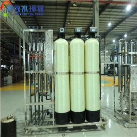 致水镀膜玻璃高纯水设备ZSCB-5000L