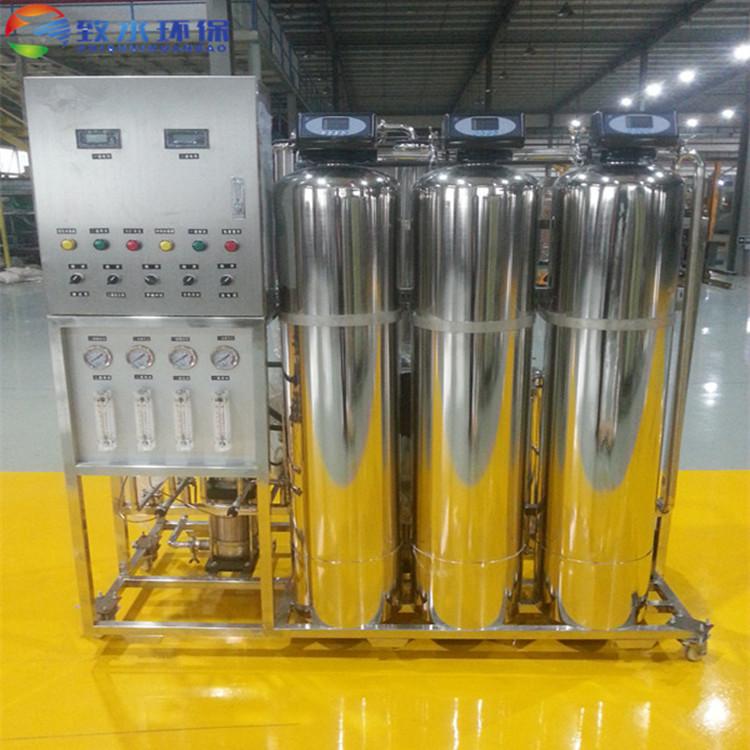 致水食品饮料纯净水设备ZSFA-10000L