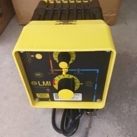 美国米顿罗LMIP系列电磁计量泵P026/036/046/056/066/076/086