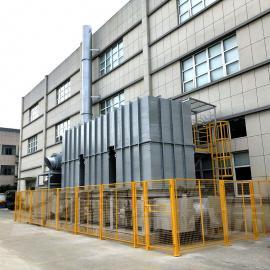 三箱式rto废气处理成套设备科盈环保