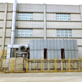 科盈环保RTO工厂有机废气净化环保设备