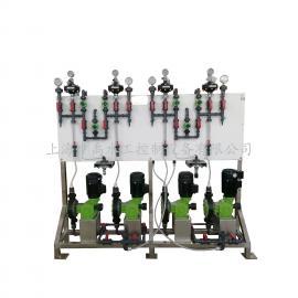 申禹集成式加药装置SYJC4-2-1