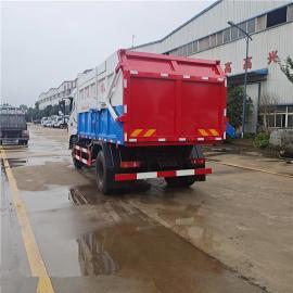 综合整治专用5吨吸污车-5方吸粪车-5立方粪污运输车