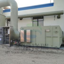 新绿祥瑞uv光解活性炭吸附一体化设备XL-UV+HX