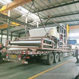 中科贝特洗沙厂污水处理设备尾矿污泥脱水带式压滤机设备处理效果好RBYL