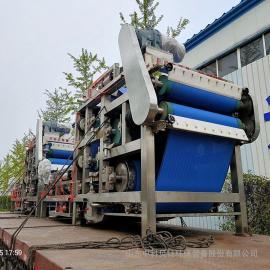中科贝特现货食品厂污水污泥处理不锈钢带式压滤机处理能力强RBYL