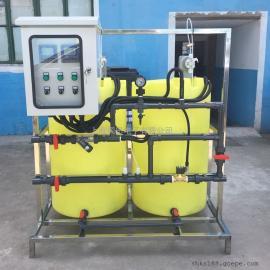 AINFO循环冷却水/冷冻水自动加药装置 循环水加药排污系统KSDZ100