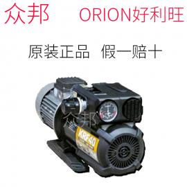 ORION好利旺真空泵 KRF40-V-01-126 单相 1.5KW 40立方无油进口气泵
