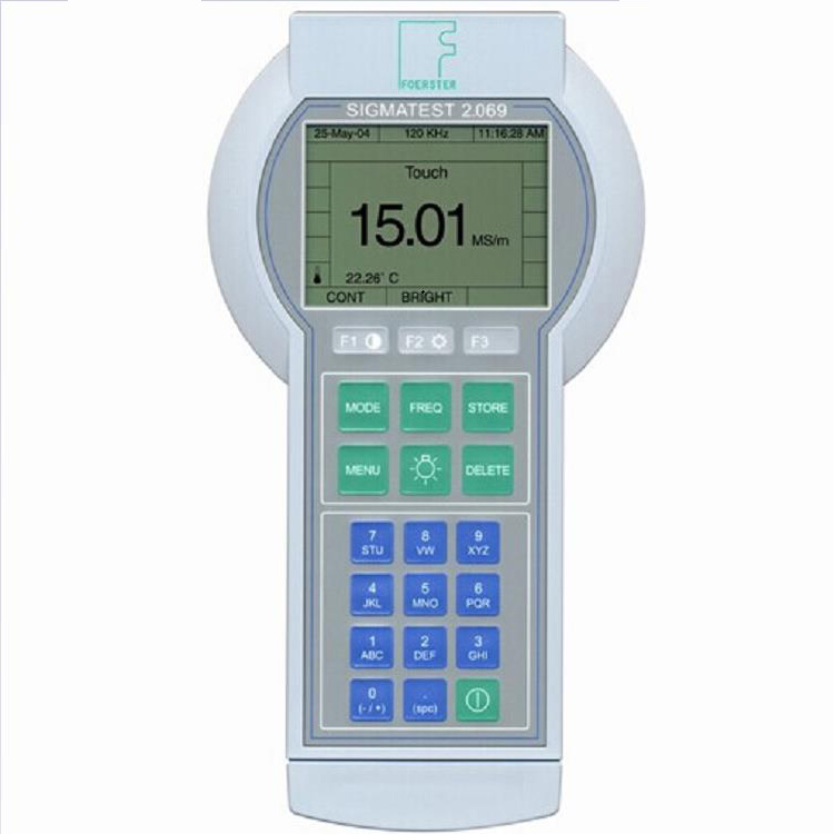 德国FOERSTER便携式金属材料电导率测量仪2.069