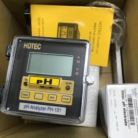 HOTEC合泰PH计PH101控制仪