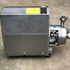 上武不�P��l生��x心泵 3T食品��x心泵 酒精�送泵 高�P程�P式泵BAW