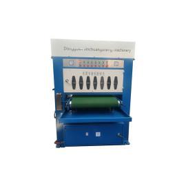利琦水磨拉丝机 平面水磨自动拉丝机LC-BL612-2