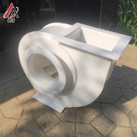华博4-72塑料离心风机/pp塑料风机