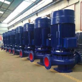 鄂泉ISG系列立式管道泵EQ