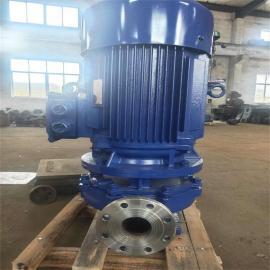 黄龙ISG管道泵ISG100-160