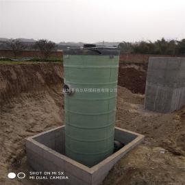 进口品牌污水一体化提升泵站亨特尔环保