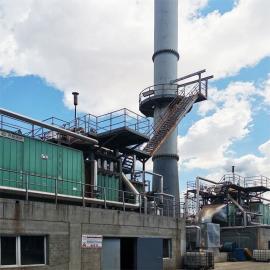 万纯HL沼气燃气轮机发电机脱硝设备 烟气排放不合格/氮氧化物超标