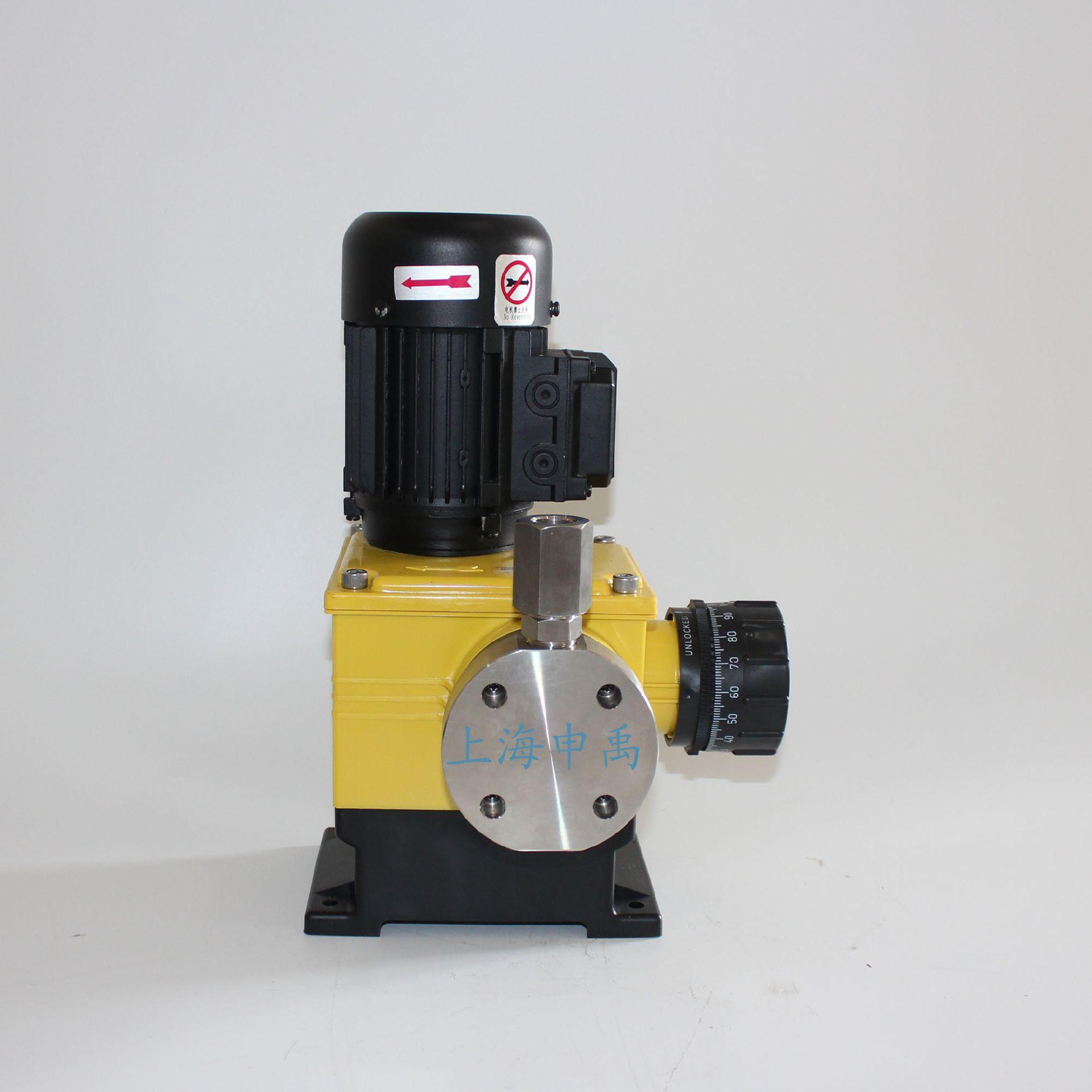 米顿罗 GMA系列 机械隔膜计量泵