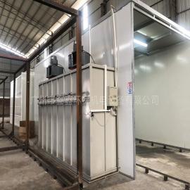 喷粉回收房,粉末塑粉回收室,喷粉机,零排放粉尘回收机