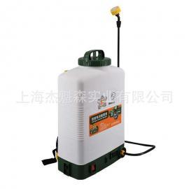 濛花背负式农用电动喷雾器农药喷雾机打药机消毒---410MH-D 20