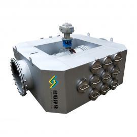 绿联净化柴油发电机组尾气净化器黑烟净化器黑烟治理设备