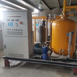 徽航节能QTHH-900轻烃燃气设备用于15吨燃煤锅炉煤改气方案