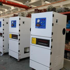 集尘器 脉冲反吹集尘机 工业粉尘除尘器