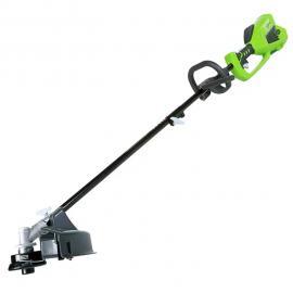 格力博(greenworks) 割灌机40V锂电充电式除草机家用割草机草坪修剪机STF456