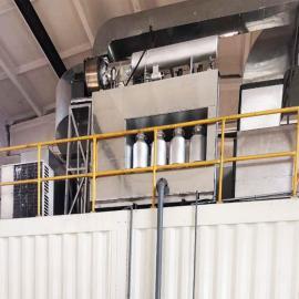 万纯柴油机尾气净化设备 柴油发动机/发电机组测试台尾气净化器HL