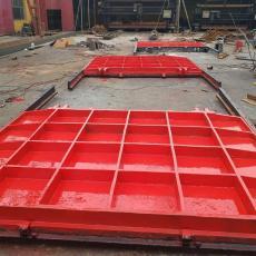 聚财双吊点铸铁闸门的安装调试及使用保养型号齐全