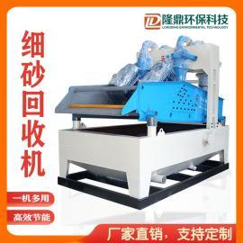 隆鼎环保移动式细砂回收机LD