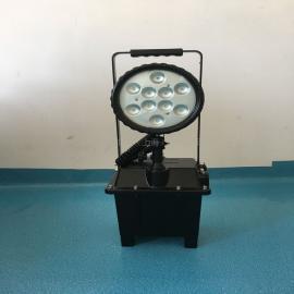 渝荣防爆BFG系列LED移动式粉尘防爆泛光工作灯参数