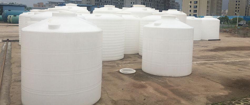 滚塑耐酸碱25立方工业储罐