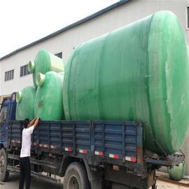 酒店�N房排污玻璃�隔油池50立方米消防水罐