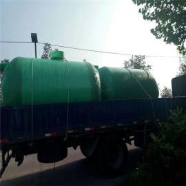 36��玻璃�化�S池45立方米玻璃�隔油池