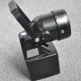HBYANQ轻便式多功能强光工作灯LED变方位手提防爆探照灯带磁铁9WZYG7103