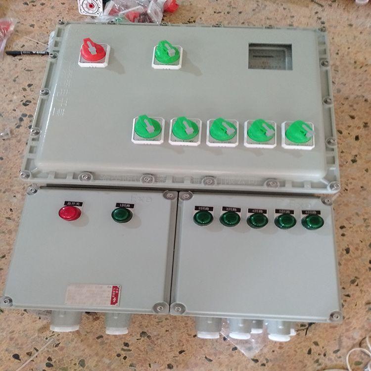 渝荣防爆YR-PXK正压型防爆配电柜制造商