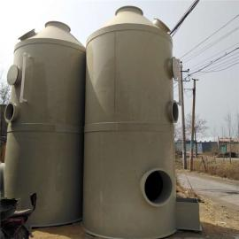 环保型烟气脱硫除尘器锅炉砖厂除尘脱硫塔01