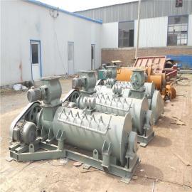 单轴粉尘加湿机立式粉尘加湿搅拌机工业加湿设备SJ20