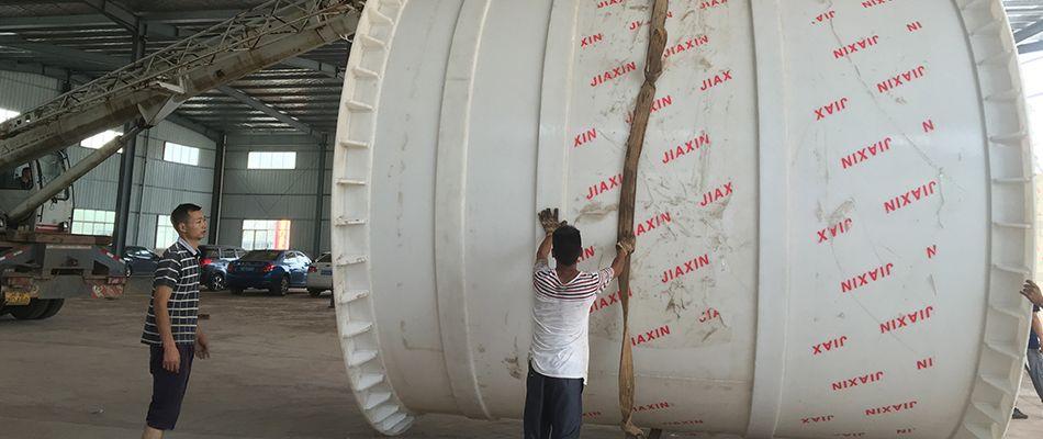 聚丙烯抗腐蚀液体储存罐