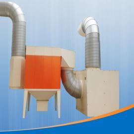 众艾ZA-FT600中央分体式焊烟净化器 大型除尘设备