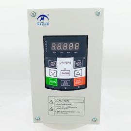 奥圣全密封变频器在中建八局工程项目上的混凝土搅拌机应用ASB530H-MH