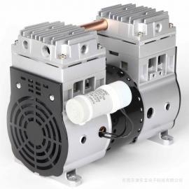 澳多��微型�o油真空泵 流量10m3/小�rAP-2000H