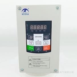 奥圣全密封变频器在混凝土搅拌机应用ASB530H-MH
